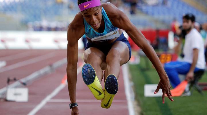 Yulimar Rojas busca un buen desempeño en El Mundial de Atletismo 2017