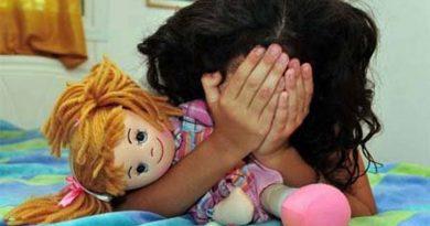 Hombre fue filmado tocando sexualmente a la amiguita de su hija, de diez años