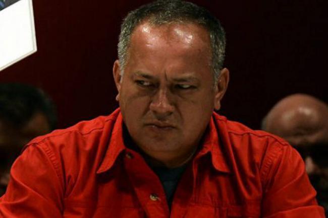 Entre los sancionados por el gobierno de Canadá, destacan Diosdado Cabello, considerado uno de los hombres mas poderosos, despues del presidente venezolano