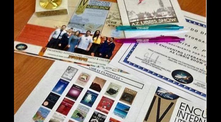 En Cartagena se realizara el V Encuentro Internacional Literario y Cultural