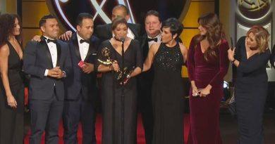 Este domingo se realizó la 69º edición de los premios Emmy 2017