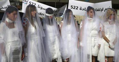 Líbano, Jordania y Túnez derogaron los beneficios que le permitían a violadores evadir la cárcel si se casaban con sus víctimas