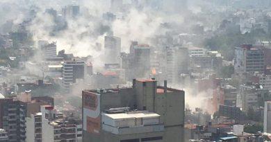 Mas de 200 fallecidos dejó segundo temblor en México