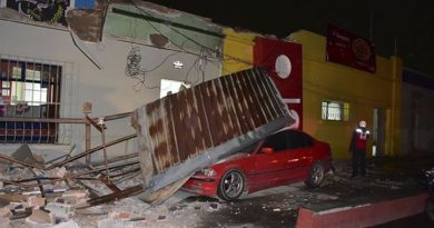 El sur de México sacudido por terremoto de magnitud 8.2 grados