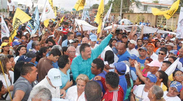 Pedro Loreto es el candidato de la MUD para las elecciones a gobernadores, por Guárico