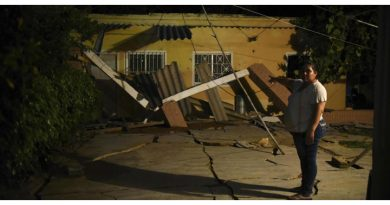 61 personas muertas y más de 200 heridos dejo el terremoto de 8,2 grados en México