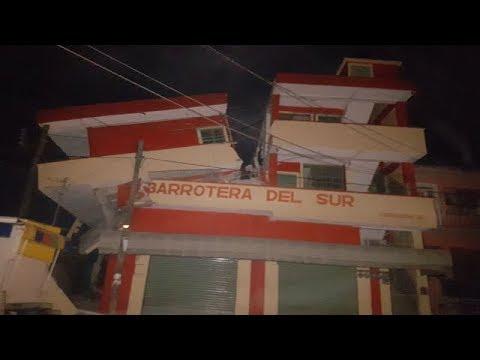 México después del terremoto