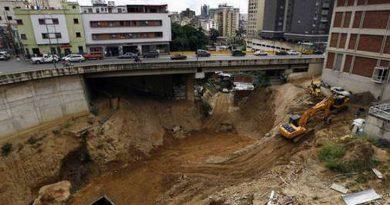 Elefantes blancos, las obras de la Constructora Odebrecht en Caracas