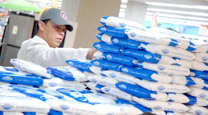 35 mil bolívares vale hoy día el kilo de azúcar blanca refinada