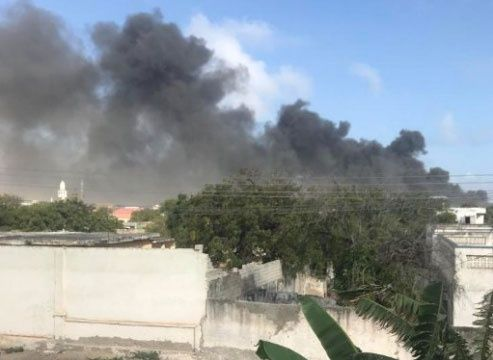 Camión bomba mató a veinte personas en Somalia