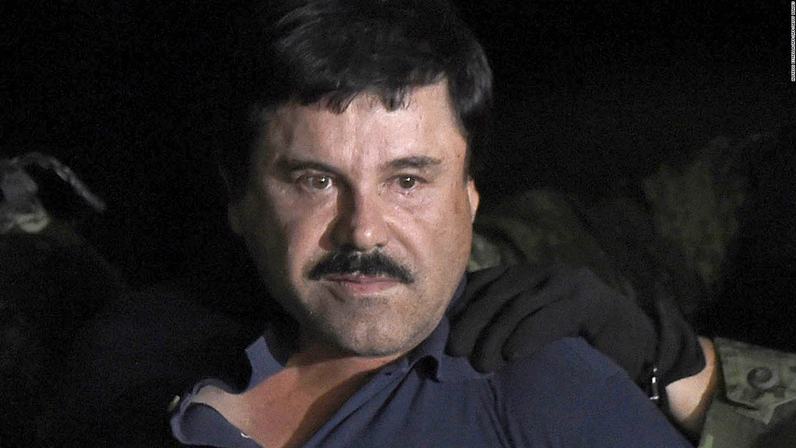 El FBI recluta a capos extraditados, para garantizar que el gran jurado le dé cadena perpetua a El Chapo