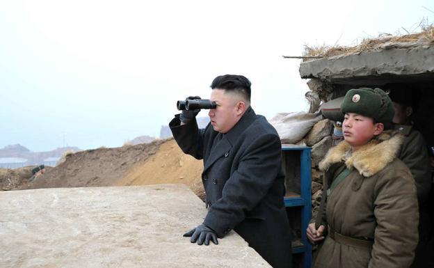 Pyongyang ha llevado a cabo en los últimos años varias pruebas nucleares y con misiles balísticos