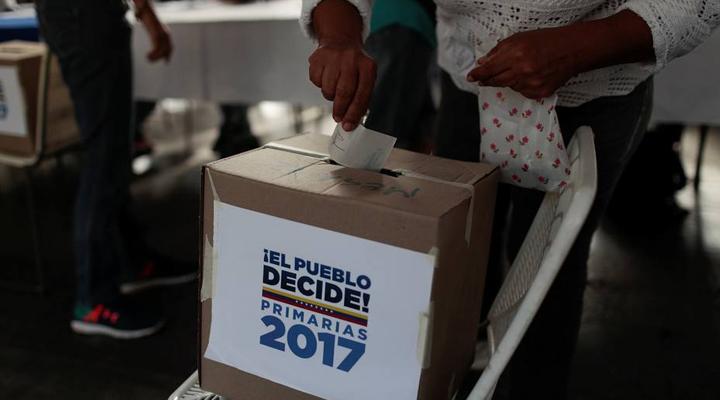 Desarrollo de las elecciones a gobernadores 2017, transcurre con normalidad
