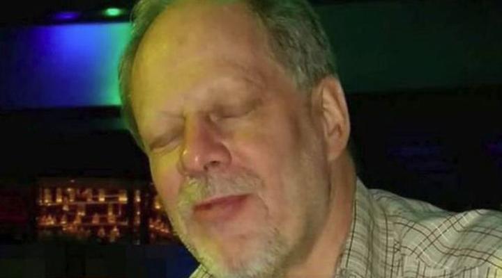 Stephen Paddock, era un contador jubilado sin antecedentes penales
