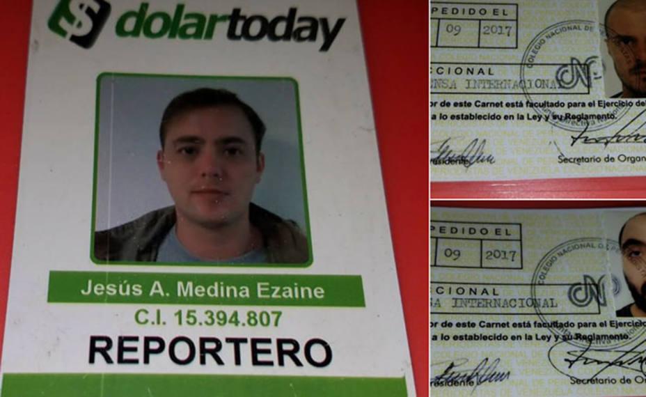 El comunicador social Roberto Di Matteo, es de nacionalidad italiana, por ende, la embajada y el consulado de Italia estaban muy pendiente del caso de Di Matteo.