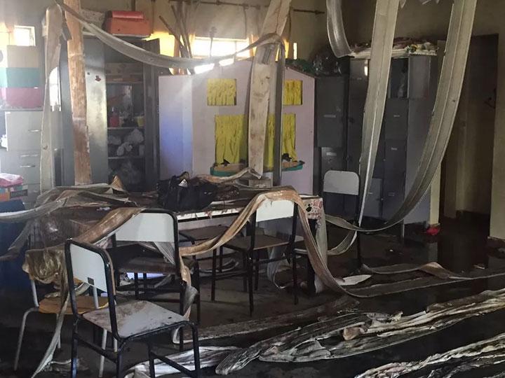 Vigilante malintencionado provocó incendio en guardería de Brasil