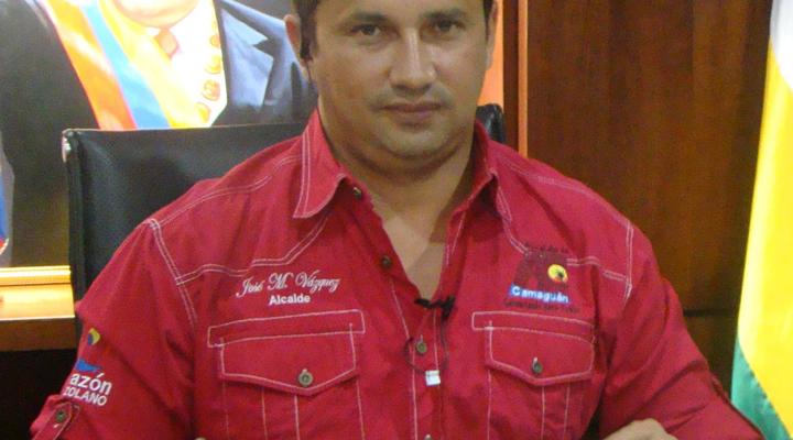 José Manuel Vásquez gobernador electo por el Psuv en el estado Guárico