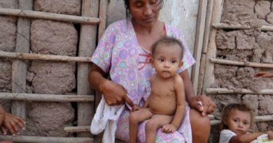 En riesgo de muerte por desnutrición 300 mil niños venezolanos