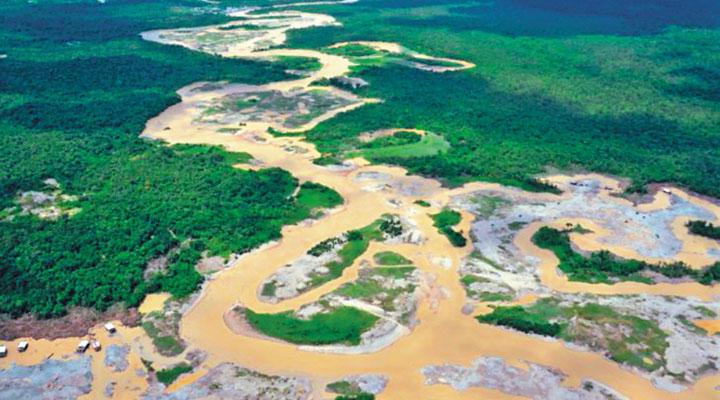 Once heridos y seis muertos dejo deslizamiento de mina en Colombia