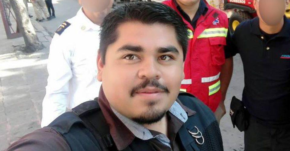 Maniatado y con huellas de tortura, descubren el cadáver del fotoperiodista Edgar Daniel Esqueda Castro