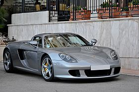 la empresa Porsche conocía la inestabilidad sobre el cinturón de seguridad del Porsche Carrera GT