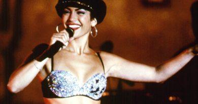 Selena Quintanilla homenajeada por Google