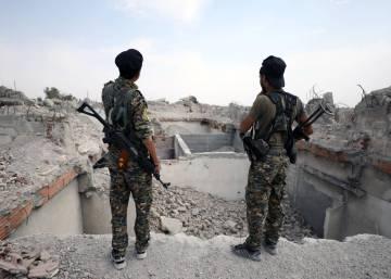 Ejecutadas 116 personas en Siria por el Estado Islámico