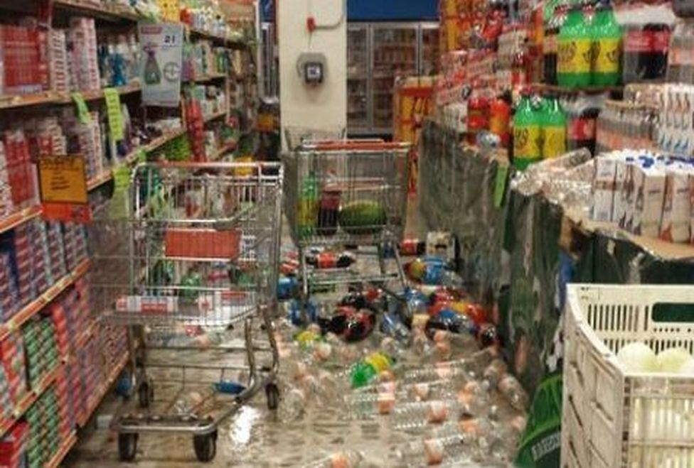 Son 369 las víctimas mortales que dejo el terremoto de México