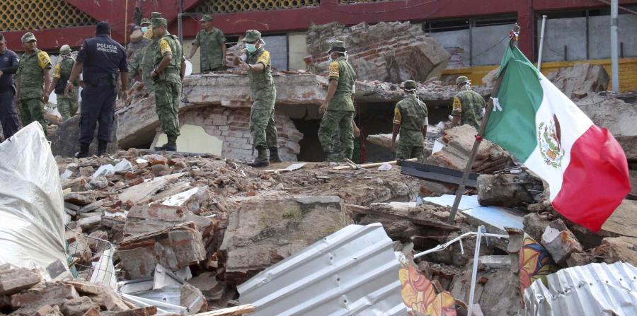 Dentro de las victimas fatales que dejo el terremoto, causa la atención el caso del colegio Enrique Rébsamen, en donde 37 personas quedaron atrapadas