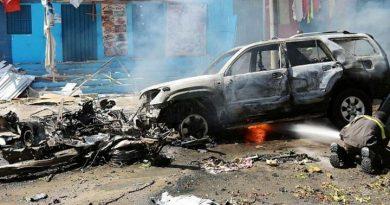 Atentado en Somalia deja trece muertos