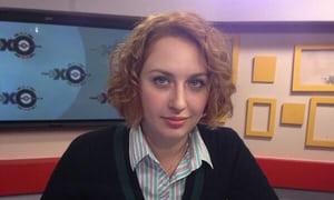 En la garganta fue apuñalada periodista radial Tatyana Felgenhauer