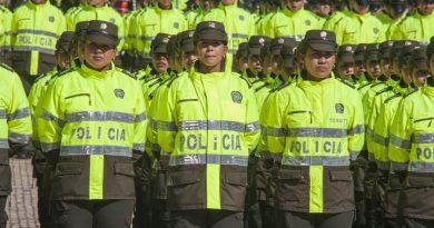 En Bogotá premiaran a los mejores policías