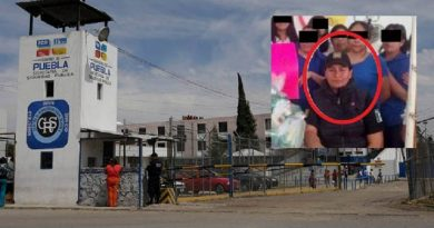 Un preso aprovechó su amorío con la subdirectora de una cárcel mexicana para fugarse