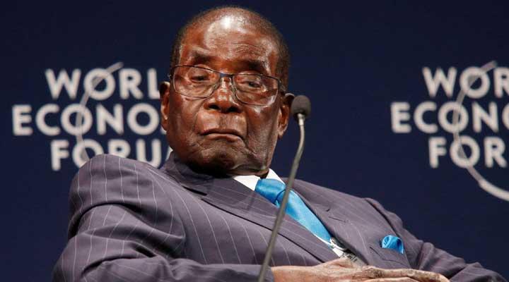 Confirmado: Robert Mugabe esta detenido