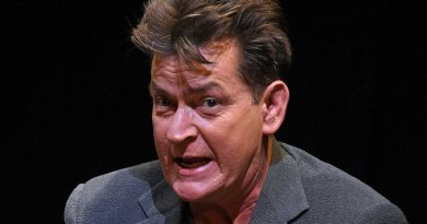 En el ojo de la mira por presunto abuso sexual, actor Charlie Sheen