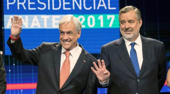 Temas dominantes del último debate de las elecciones presidenciales en Chile, salud, educación y economía