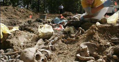 Fosa común descubierta en Macarena, Colombia contenía dos mil cadáveres