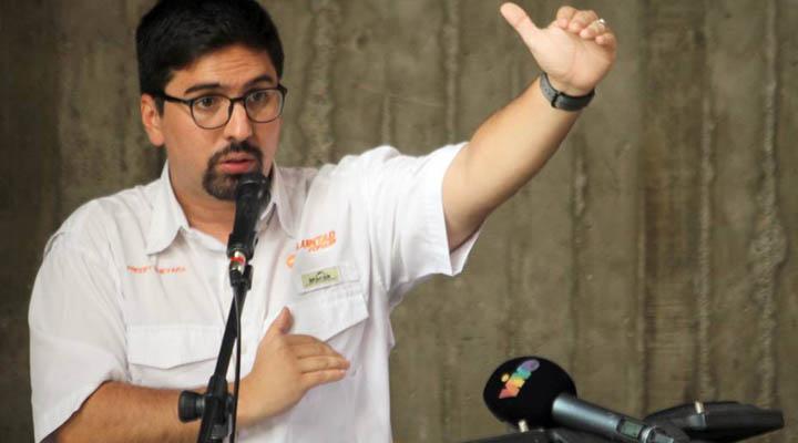 Levantan la inmunidad parlamentaria al Diputado Freddy Guevara