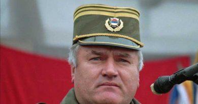 Cadena perpetua para el exgeneral Ratko Mladic