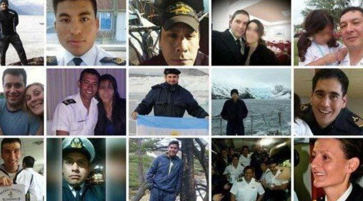 Once días lleva desparecido el ARA San Juan