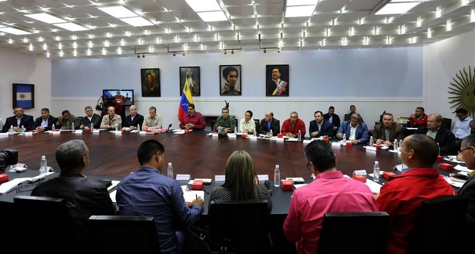 Todos estos nuevos ministros, han sido funcionarios fieles al gobierno del Presidente Nicolás Maduro, demostrándole un apoyo irrestricto