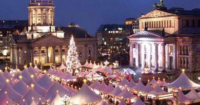 """Para este año, en Berlín, la navidad traerá a """"mamá Noel"""""""