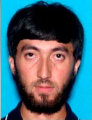 Mukhammadzoir Kadirov, segundo sospechoso del ataque en Nueva York que dejó un saldo de 8 muertos y 11 heridos