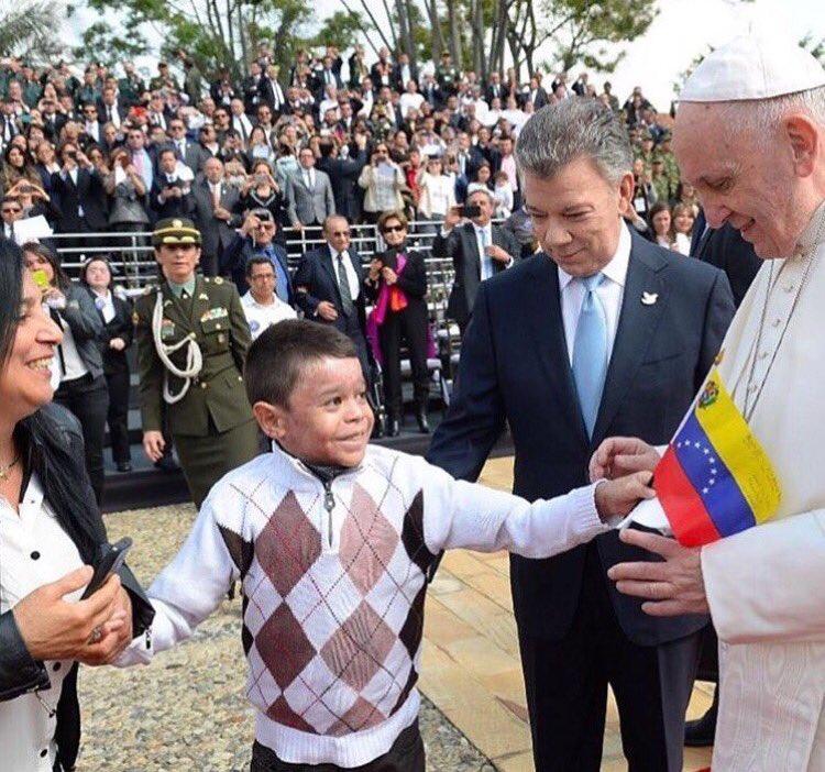 Yalik Peña, niño que le solicitó al papa Francisco, por la libertad de Venezuela, falleció