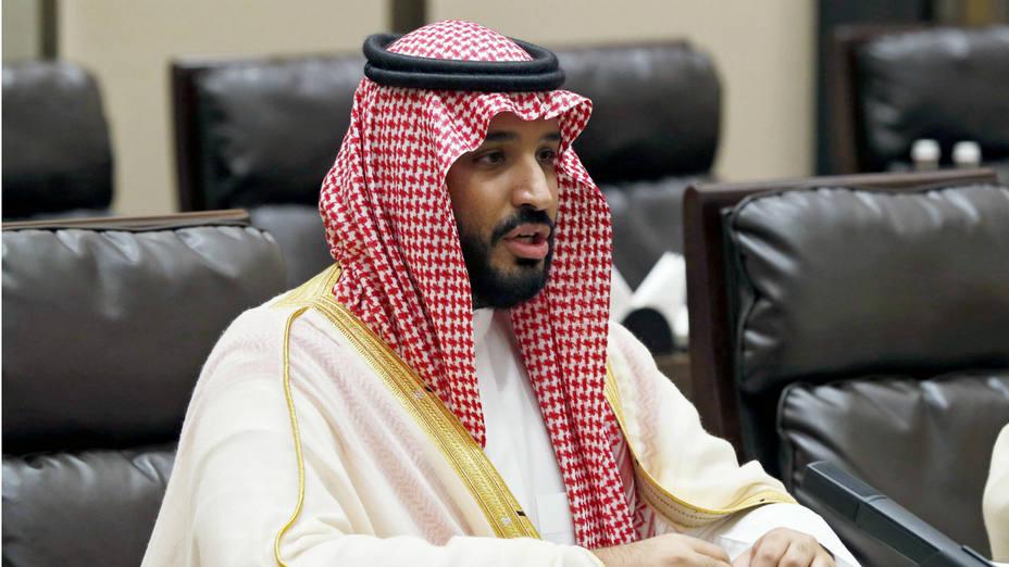 el rey destituyó al ministro de la Guardia Nacional, el príncipe Mutaib bin Abdullah