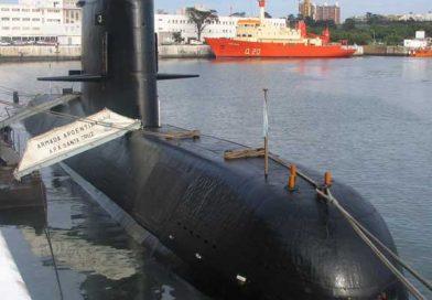 No se sabe paradero del submarino argentino con 44 tripulantes a bordo