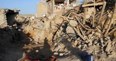 Ahora es que comienza la lucha de los sobrevivientes del terremoto en Irán e Iraq