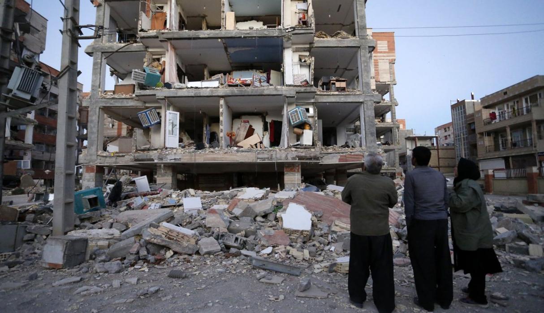 Ascendió a 450 los muertos y a siete mil los heridos en el terremoto de Irak e Irán