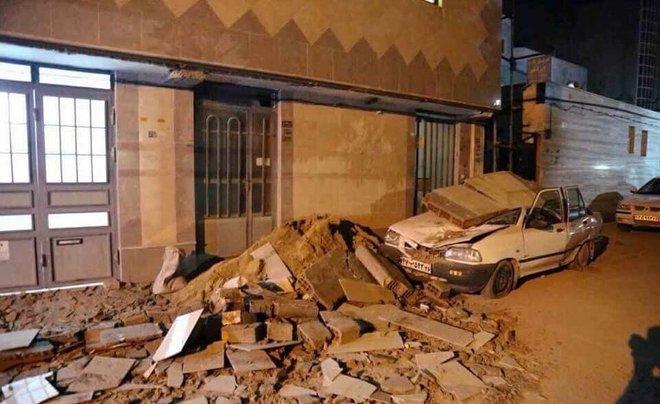 Un promedio de 344 muertos en un terremoto que ha sacudido la frontera entre Irak e Irán