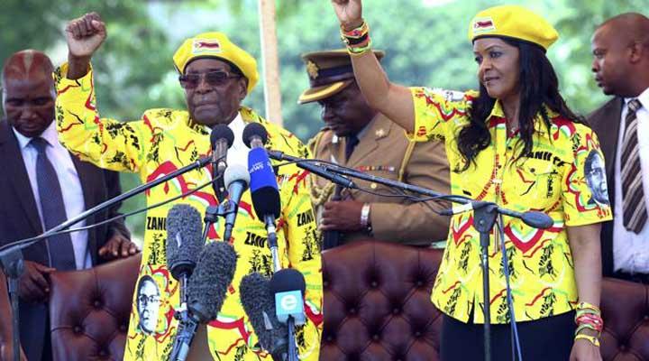 Quien es Robert Mugabe, presidente destituido de Zimbawue